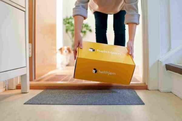 Brukthandel send hjemmefra motta hjem Helt Enkelt Helthjem