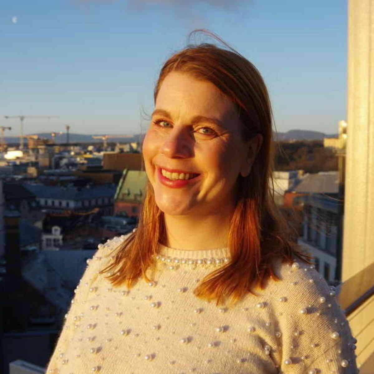 STYRKER LAGET: Anne-Stine Talseth går inn i stillingen som produkteier for private tjenester. Foto: Helthjem