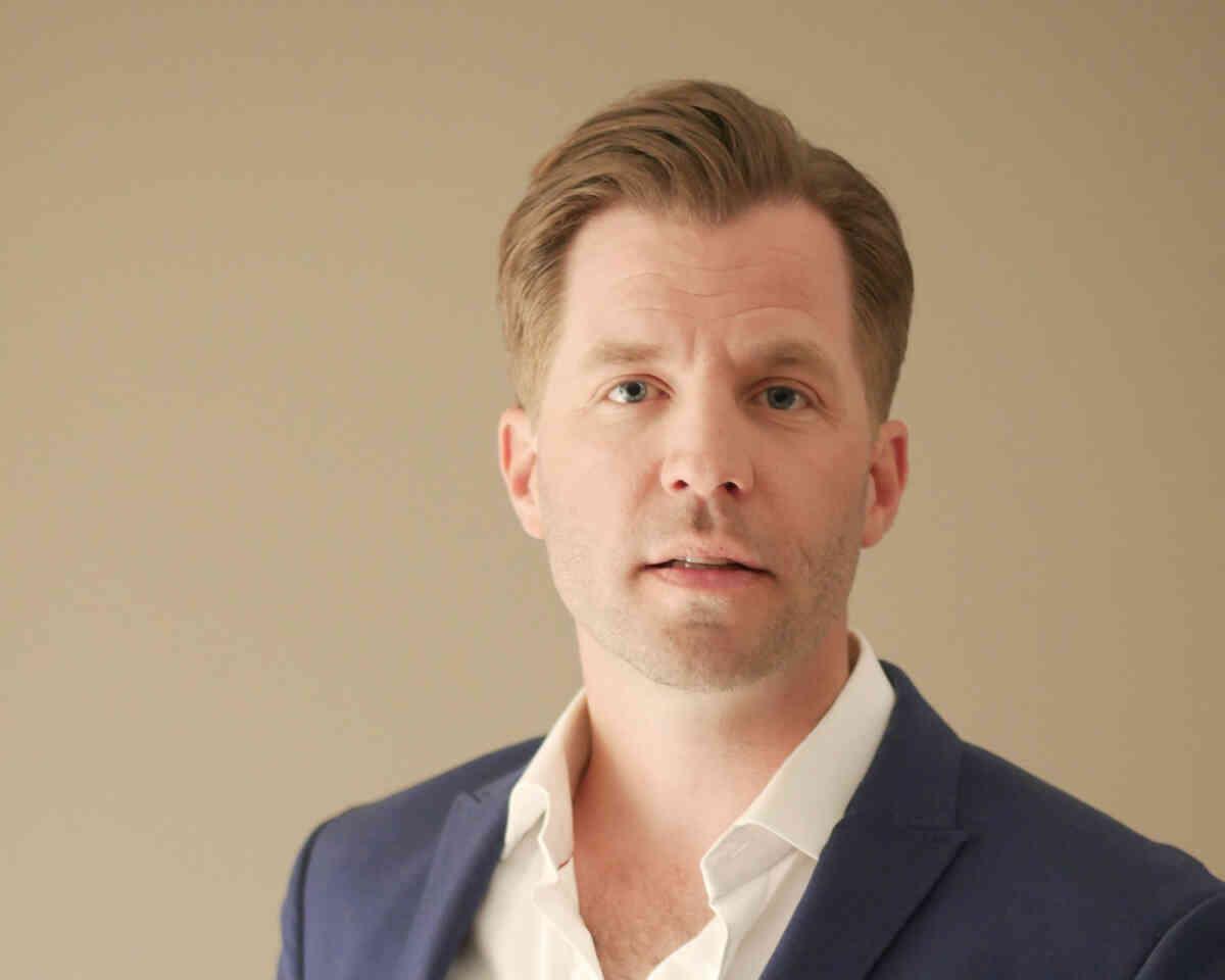 NY ANSETTELSE. Mattias Sturesson er ansatt som ny kommersiell leder for hjemlevering. Foto: Mattias Sturesson