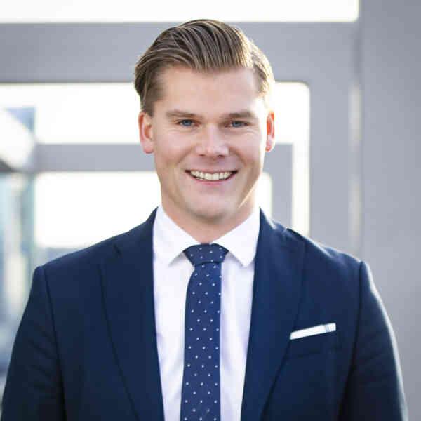 Daniel Kongstvedt, netthandelsdirektør i Helthjem. Foto: Helthjem