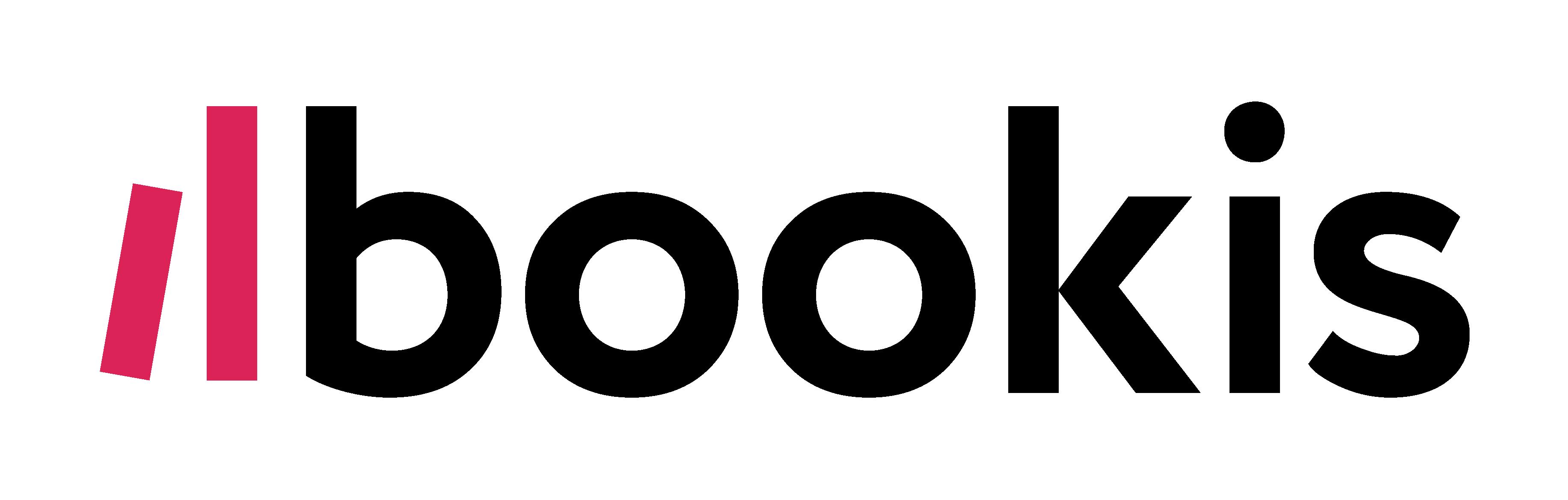 Bookis logo 8x