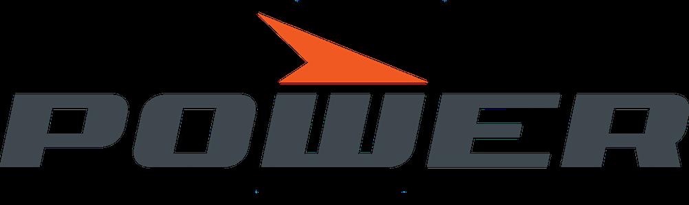 Power logo grey 1